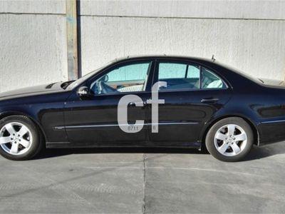 usado Mercedes E320 Clase ECDI AVANTGARDE AUTO
