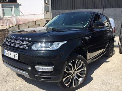 brugt Land Rover Range Rover Sport 3.0TDV6 HSE Aut.