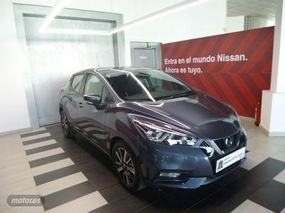 usado Nissan Micra Micra Nuevo N.IG-T 90 CV ACENTA
