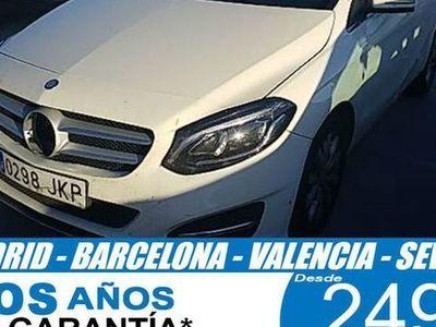 usado Mercedes B180 Clase