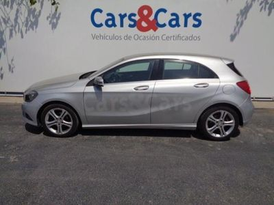 usado Mercedes 180 -BENZ A 180CDI BE Urban 7G-DCT