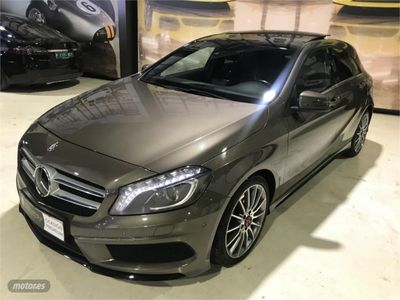 second-hand Mercedes A220 Clase ACDI BlueEFFICIENCY DCT AMG Line