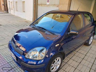 usado Toyota Yaris 1.3 VVTi Sol