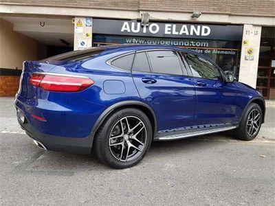 usado Mercedes GLC220 D COUPE 4MATIC AMG