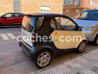 usado Smart ForTwo Cabrio 45 Pure Aut. 61 cv en Leon