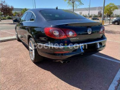 usado VW CC Passat Cc2.0tdi Bmt Dsg 140 cv en Madrid