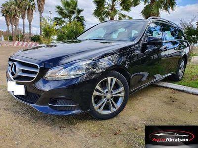 usado Mercedes E250 Clase EBlueTEC Avantgarde Estate