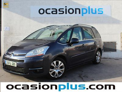 used Citroën Grand C4 Picasso 1.6 HDI Exclusive 80kW (110CV)