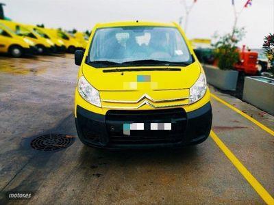 usado Citroën Jumpy 1.6 HDi 92 Mixto
