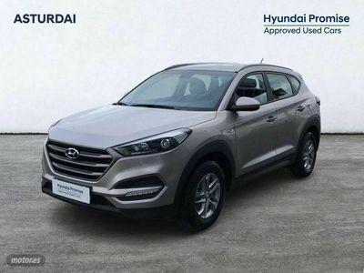 usado Hyundai Tucson 1.6 GDI BLUEDRIVE ESSENCE 2WD 131 5P