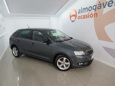 used Skoda Rapid Rapid/SpacebackSPACEBACK AMBITION 1.4 TDI 90CV 5P