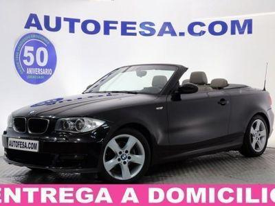 gebraucht BMW 118 Cabriolet E88 118iA 143cv Auto 2p #BIXENON
