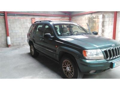 gebraucht Jeep Grand Cherokee 4.7 Limited
