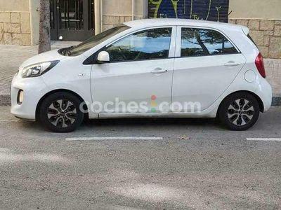 usado Kia Picanto 1.0 Tech 66 cv en Barcelona