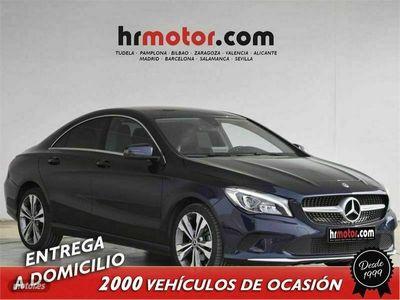 usado Mercedes CLA200 CLAd