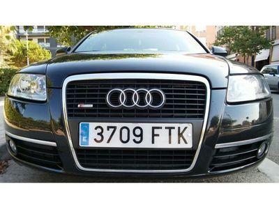 usado Audi A6 2.0TDI Multitronic DPF