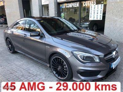 usado Mercedes CLA45 AMG Clase4Matic 360 7G-DCT