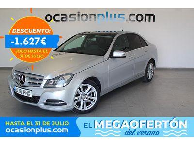 used Mercedes C220 CDI Blue Efficiency Avantgarde (170CV)
