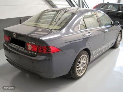 brugt Honda Accord 2.2 iCTDi Executive Piel