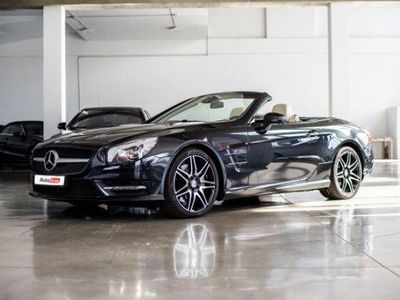 usado Mercedes SL400 Aut.