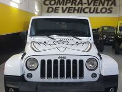 usado Jeep Wrangler Unlimited 2.8CRD Golden Eagle Aut.