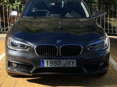 usado BMW 118 Serie 1 F20 5p. Diesel