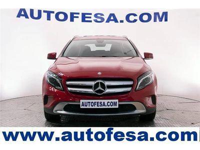 usado Mercedes GLA220 CDI 170cv 4Matic Auto 5p #NAVI,BIXENON