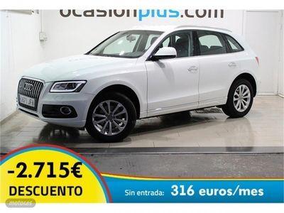 brugt Audi Q5 2.0 TDI clean 150CV quattro Advanced ed