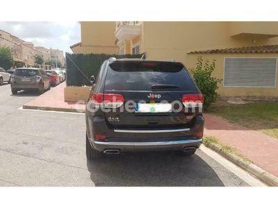 usado Jeep Grand Cherokee 3.0 Multijet Summit Aut. 184kw 250 cv en Valencia
