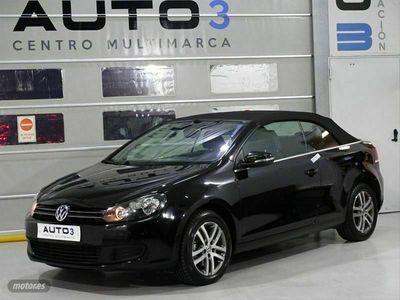 usado VW Golf Cabriolet 2.0 TDI 110CV BMT
