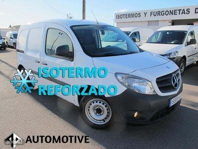 usado Mercedes Citan 108 CDI ISOTERMO REFORZADO