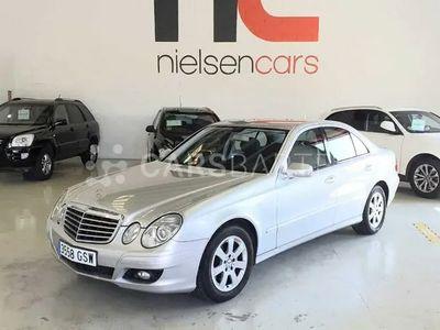 usado Mercedes E220 220CDI Classic Aut.