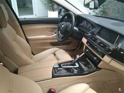 usado BMW 520 Serie 5 da Touring 5p. -14
