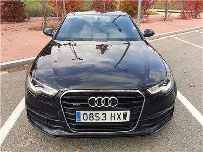 usado Audi A6 3.0TDI S line edition 204