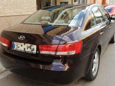 gebraucht Hyundai Sonata 2.0CRDi Comfort I