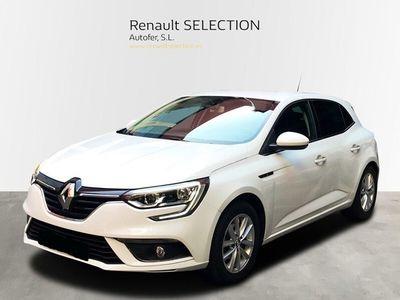 usado Renault Mégane 1.5dCi Blue Limited 85kW
