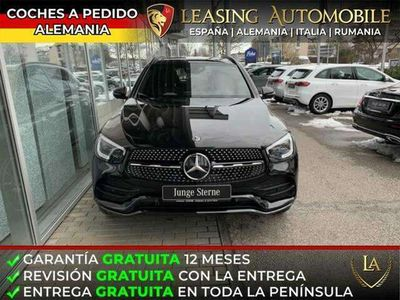 usado Mercedes GLC300 Clased 4M *AMG*NIGHT*DESIGNO*DISTRONIC*VOLL*