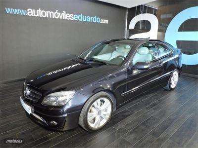 second-hand Mercedes CLC220 CDI Aut.