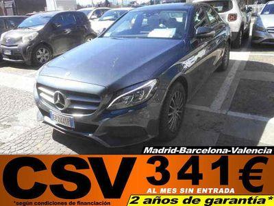 gebraucht Mercedes C200 CDI Blue Efficiency 100 kW (136 CV)