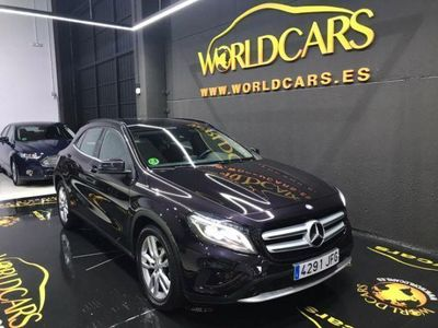 usado Mercedes GLA220 d Style 7G-DCT