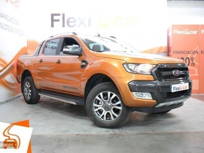 usado Ford Ranger 3.2 TDCi 147kW 4x4 Dob Cab Wildtrack AT