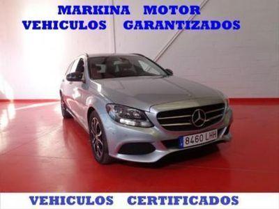 usado Mercedes C200 CLASEBREAK AVANTGARDE 1.6. BLUETCH 136CV