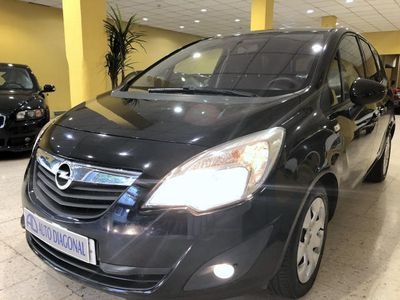 usado Opel Meriva 1.7CDTi 110CV/NAC/1 DUEÑO/CLIMA DUAL/BLUETOOTH