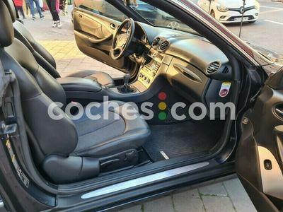 usado Mercedes CLK200 Clase ClkK 163 cv en Sevilla
