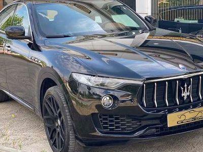 usado Maserati Levante Diesel Aut. Q4