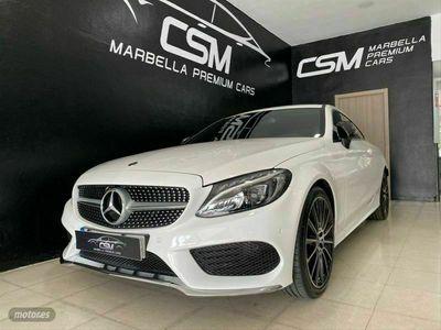 usado Mercedes 220 Clase C Coupé9G-Tronic