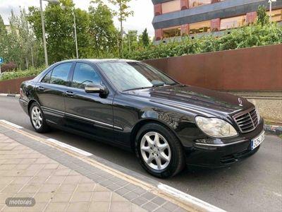 usado Mercedes S320 CDI Aut. NAVI, TECHO, XENON, CLIMA, LLANTAS, ETC