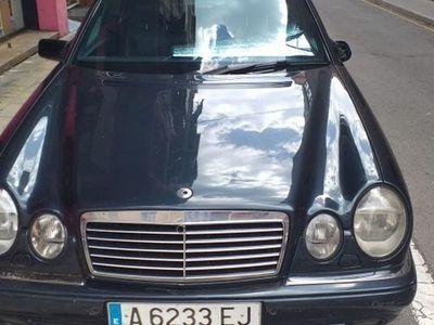 usado Mercedes E420 ClaseAvantgarde