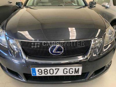 usado Lexus GS450H Luxury 4p