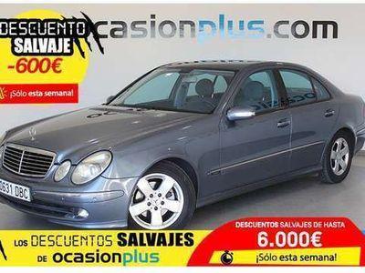usado Mercedes E320 ClaseCDI